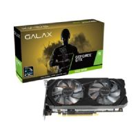 Placa de Vídeo NVidia GeForce GTX1660 SUPER 1Click 6GB DDR6 192Bits Galax (1x DVI-D / 1x HDMI / 1x DisplayPort) - 60SRL7DSY91S