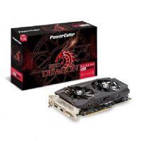 Placa de Vídeo AMD Radeon RX 580 8GB DDR5 256Bits Red Dragon Power Color