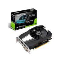 Placa de Vídeo NVidia GeForce GTX1660 SUPER OC 6GB DDR6 192Bits Asus (1x DVI-D / 1x HDMI / 1x DisplayPort) - PH-GTX1660S-O6G