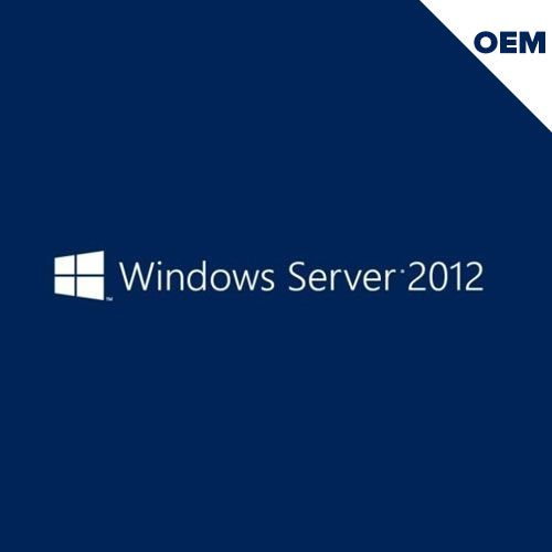 Sistema Operacional Microsoft Windows Server 2012 Standart R2 X64 - Licença OEM