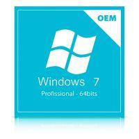 Sistema Operacional Microsoft Windows 7 Professional 64 Bits - Licença OEM