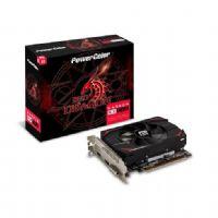 Placa de Vídeo AMD Radeon RX 550 4GB DDR5 128Bits Red Dragon Powercolor