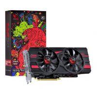 Placa de Vídeo AMD Radeon RX 580 8GB DDR5 256Bits Graffiti Series PCYes (1x DVI-D / 1x HDMI / 3x DisplayPort) - PJ580RX25608G5DF