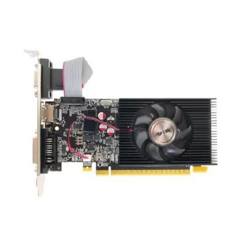 Placa de Vídeo NVidia GeForce GT740 4GB DDR3 128Bits AFOX - (1x VGA / 1x DVI-D / 1x HDMI) - AF740-4096D3L3