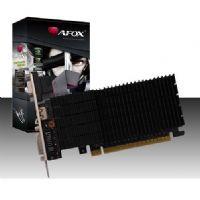 Placa de Vídeo NVidia GeForce GT710 2GB DDR3 64Bits Perfil Baixo AFOX - (1x VGA / 1x DVI-D / 1x HDMI) - AF710-2048D3L7
