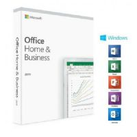 Software Office 2019 Home Business FPP 32/64 Bits (T5D-03241)