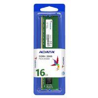Memória DDR4 16GB 2666MHz CL19 ADATA (AD4U266616G19-SGN)