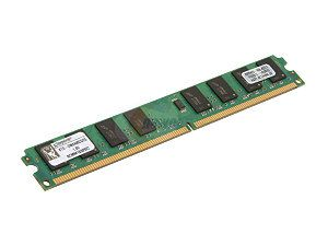 Memória DDR2 2GB 800MHz CL6 Kingston OEM