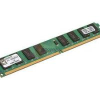 Memória <U><B>DDR2</B></U> 2GB 800MHz CL6 Kingston OEM