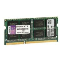 Memória NOTEBOOK DDR3 8GB 1333MHz CL9 Kingston (KVR1333D3S9/8G)