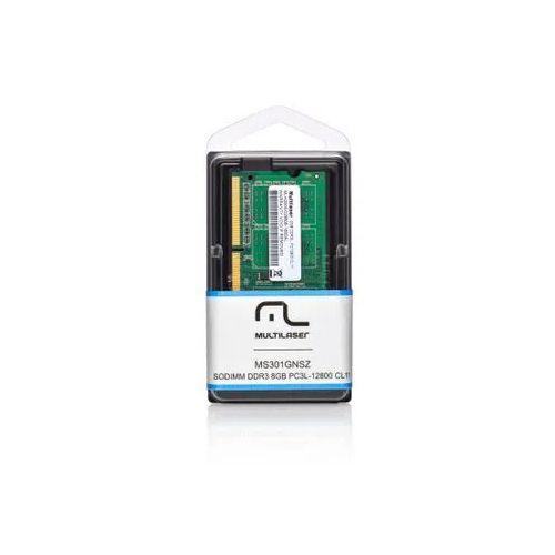 Memória NOTEBOOK DDR3L 4GB 1600MHz 1,35v Multilaser OEM (MM420BU)