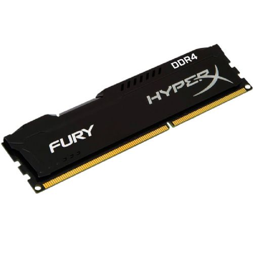 Memória DDR4 4GB 2133mhz CL14 HyperX Fury Black Series - Kingston (HX421C14FB/4)