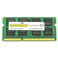 Memória para Notebook DDR3 4GB 1333mhz CL9 Markvision (MVTD3S4096M1333MHZ)