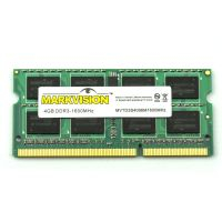 Memória para Notebook DDR3 4GB 1600mhz CL11 MARKVISION (MVTD3S4096M1600MHZ)