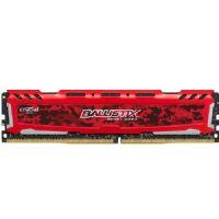 Memória DDR4 8GB 2400mhz Ballistix RED CRUCIAL (BLS8G4D240FSEK)