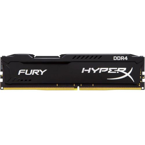 Memória DDR4 16GB 2133MHz CL14 Kingston HyperX Fury Black (HX421C14FB/16)
