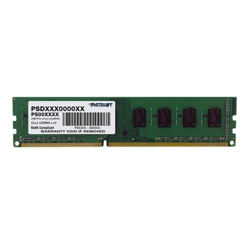 Memória DDR3 4GB 1600Mhz CL11 Patriot (PSD34G16002)