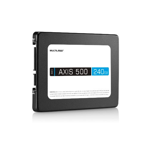 HD SSD 240GB 2.5 Multilaser AXIS 500 (SS200)