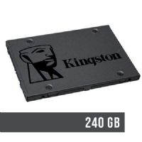 SSD 240GB 2.5 SATA3 Kingston A400 SA400S37/240G