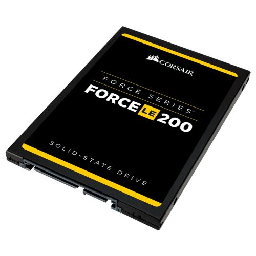 HD SSD 120GB 2.5 CORSAIR Force LE200 (CSSD-F120GBLE200C)