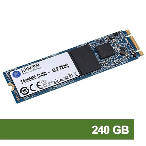 SSD 240GB M.2 Kingston A400 (SA400M8/240G)