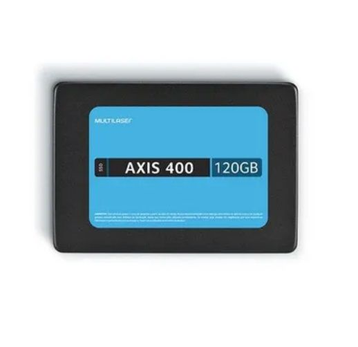 SSD 120GB 2.5 SATA3 Multilaser AXIS 400 (SS101)