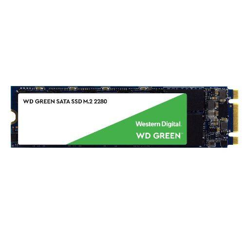SSD 480GB M.2 2280 WD GREEN WDS480G2G0B