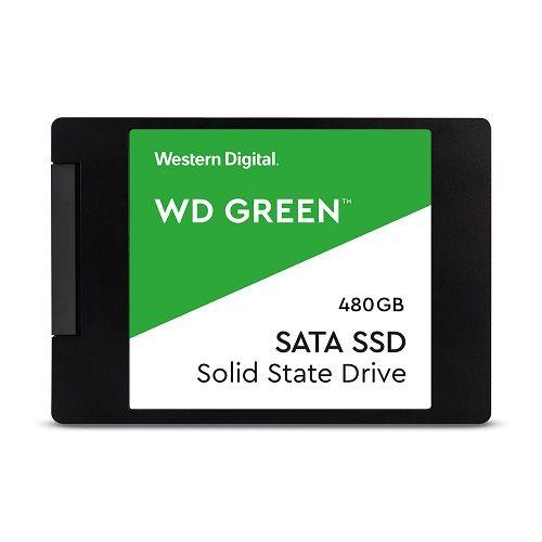 SSD 480GB 2.5 SATA3 WD GREEN WDS480G2G0A