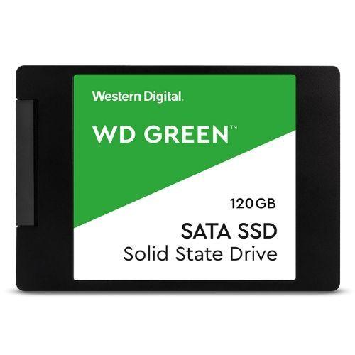 HD SSD 240GB 2.5 WD GREEN WDS240G2G0A