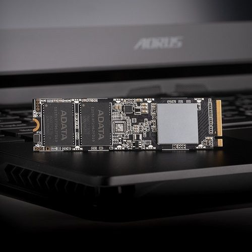 SSD GAMER 256GB M.2 NVME 2280 ADATA XPG SX8100 (ASX8100NP-256GT-C)