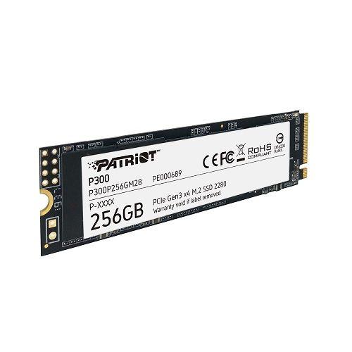 SSD GAMER 256GB M.2 NVMe Patriot P300 (P300P256GM28)