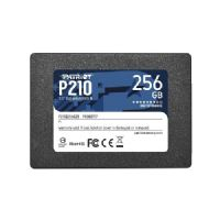 SSD 256GB 2.5 SATA3 Patriot P210 P210S256G25