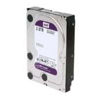 HD 2TB 64MB Sata3 Intellipower WD Purple WD20PURX ( Linha de Monitoramento )