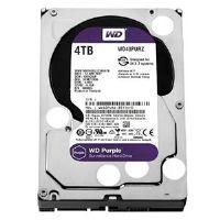 HD 4TB 5400RPM 64MB SATA3 WD Purple WD40PURZ (HD para Vigilância)
