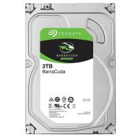 HD 3TB 64MB Sata3 7200rpm BarraCuda Seagate (ST3000DM008)