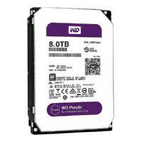 HD 8TB 64MB Sata3 5400rpm WD Purple Surveillance (WD80PUZX)