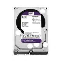 HD 6TB 5400RPM 64MB SATA3 WD Purple WD60PURZ (HD para Vigilância)