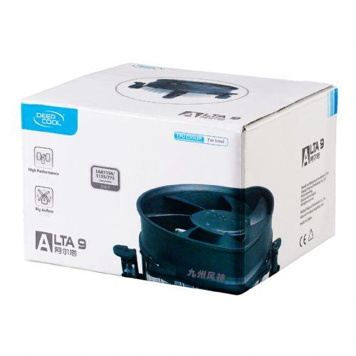Cooler para Intel 775/1155 Deep Cool Alta 9