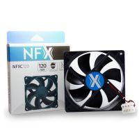 Fan para Gabinete 120x120x25 NFX C120