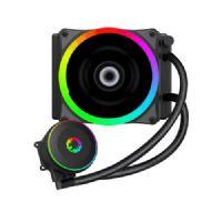 Water Cooler RGB 1x12cm Gamemax Iceberg Rainbow 120R