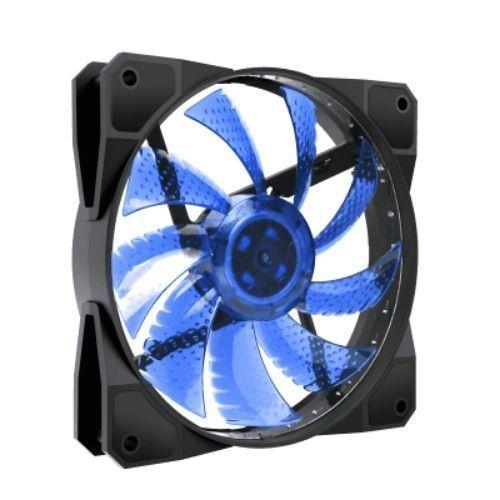 Cooler para Gabinete 120X120 LED Azul Galeforce Gamemax GMX-GF12B