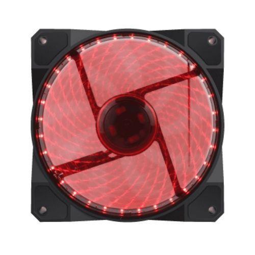 Cooler para Gabinete 120X120 LED Vermelho Galeforce Gamemax GMX-GF12R