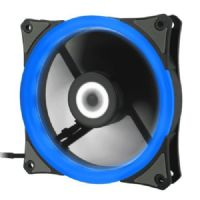 Cooler para Gabinete 120X120 LED Azul Ringforce Gamemax  GMX-RF12B