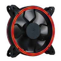 Fan para Gabinete 120x120x25 Ring Vermelho NFX NFX12RING-R