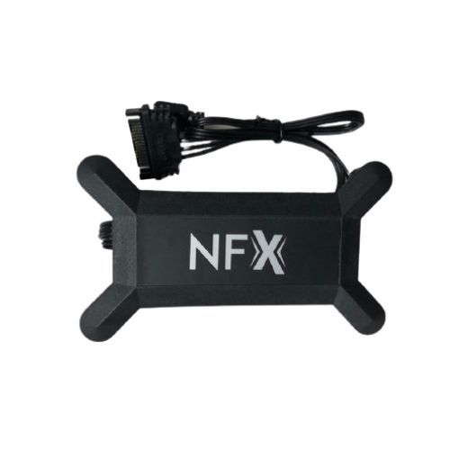 Controladora LEDs Fan RGB NFX para Fan Cooler NFX 12RING-RGB