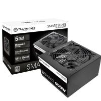Fonte ATX 600W Thermaltake 80 Plus WHITE SMART - PFC Ativo (PS-SPD-0600NPCWBZ-W)