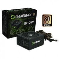 Fonte ATX 800W Gamemax 80 Plus Bronze (GM800)