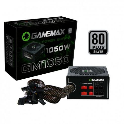Fonte ATX 1050W Gamemax 80 Plus Silver (GM1050)