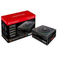 Fonte ATX 850W 80 Plus Bronze Thermaltake Smart Pro RGB - PFC Ativo (PS-SPR-0850FPCBUS-R)