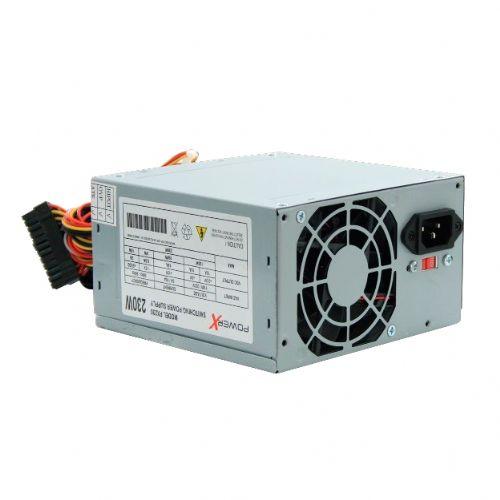 Fonte ATX 230W PowerX - PX230 (OEM / Sem cabo)